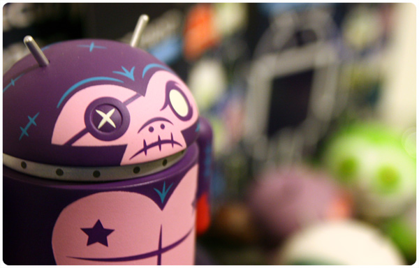 Escape Ape, la nouvelle figurine Android