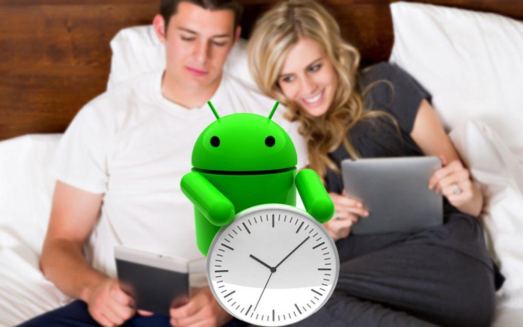 restez au lit plus longtemps gr ce androidandroid mt. Black Bedroom Furniture Sets. Home Design Ideas