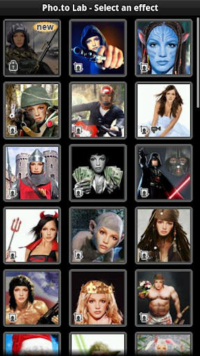 Top Applications gratuites pour android retouche photo Pho.to.lab