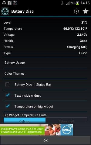 batterie température Commentaires Facebook Probleme Samsung Galaxy Note Mise a jour Ice Cream Sanwich 4.0.3 SAV AlloPSM