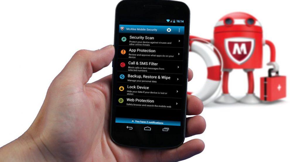 Tutoriel : Prise en main de McAfee Mobile Security