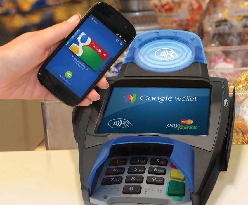 google wallet et nfc