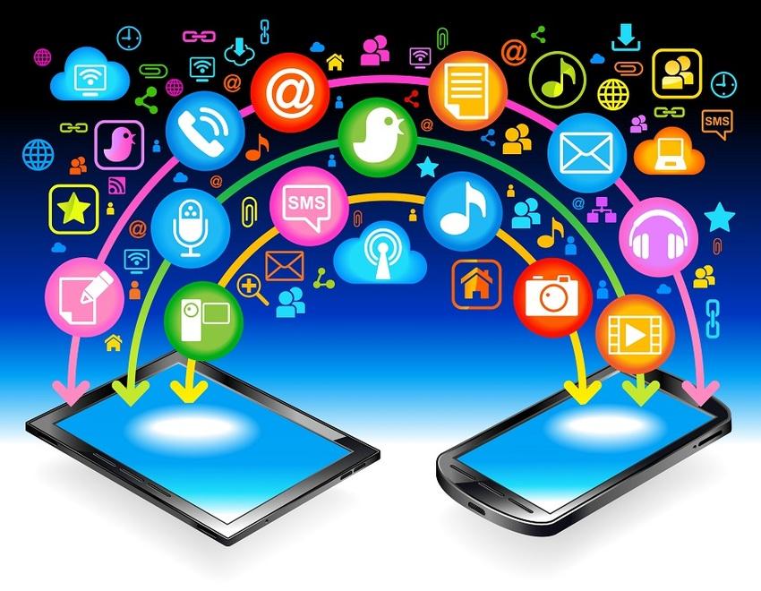 etude francais et telephones mobiles tablettes application france statistiques