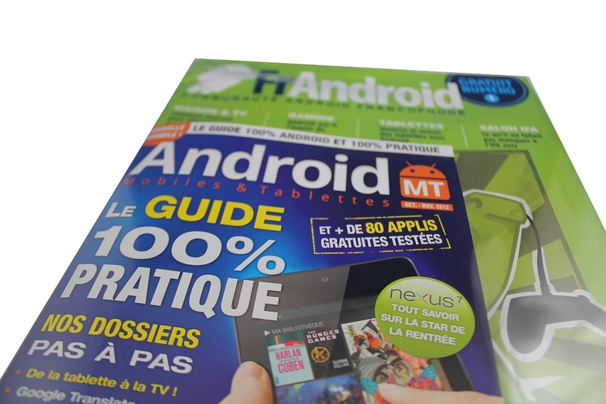 package android mt frandroid supplement kiosques sortie 26 septembre angle