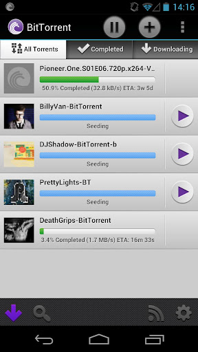 bittorent beta android télecharger torrent mobile 6 oct 2012