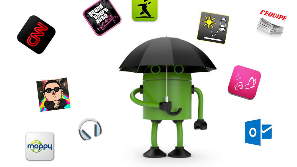 Applis rencontres android