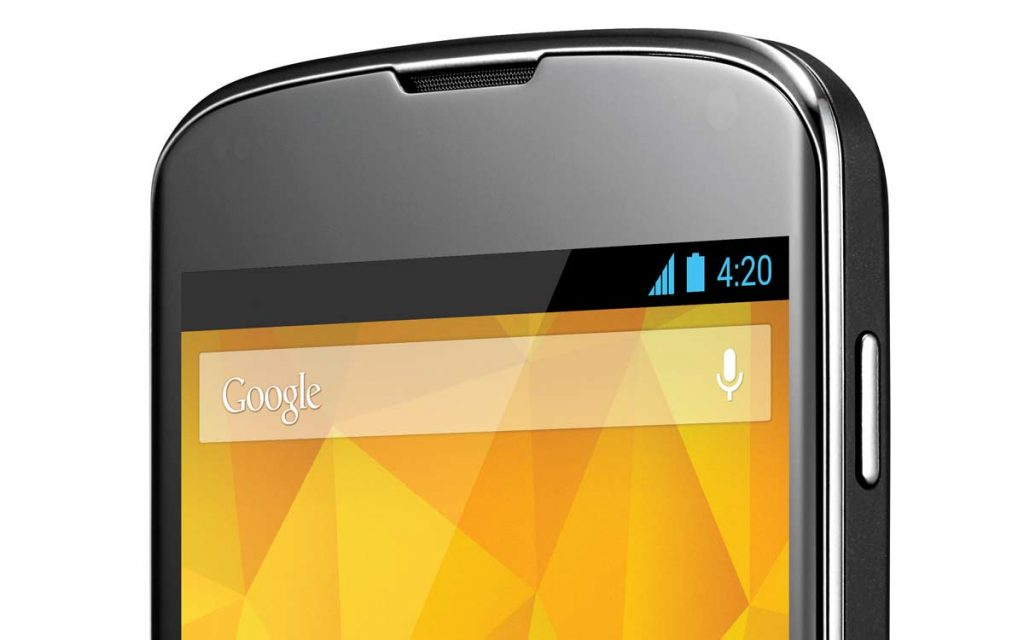 Test Google Nexus 4