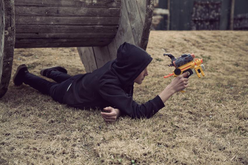 jeux vidéo android gratuit app tag pistolet laser réalité gratuit fps