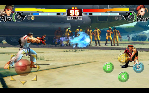 application street fighter IV 4 android 1
