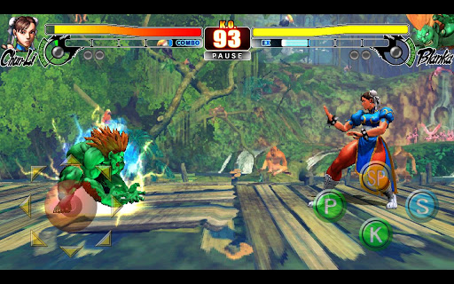 application street fighter IV 4 android 3