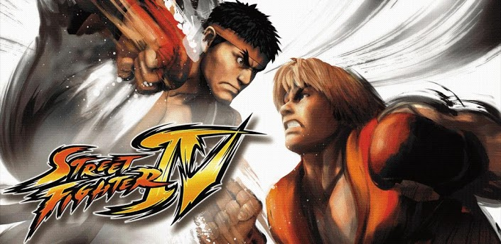 application street fighter IV 4 android