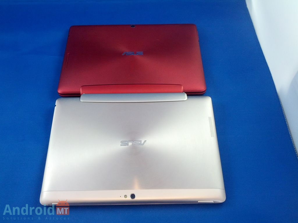 Test Asus Transformer Pad TF300T : Une Transformer à prix