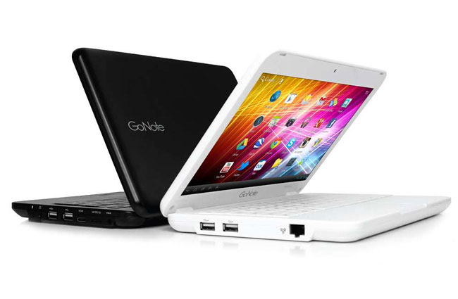 GoNote-Mini netbook 7 pouces android 4.0 ICS tablette clavier 10 avril 2013