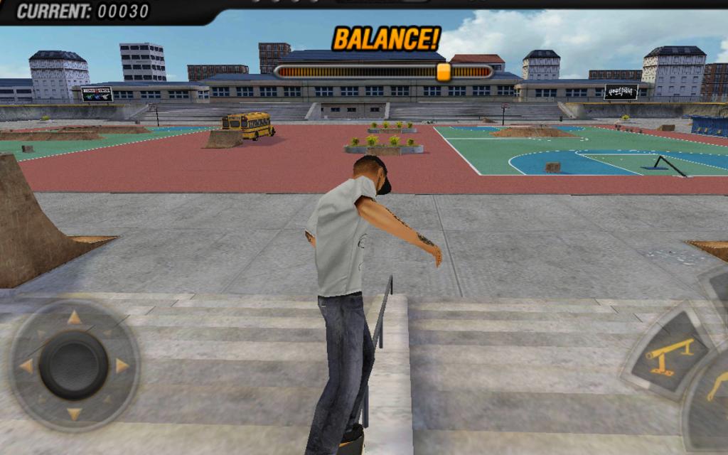Les 5 meilleurs jeux de skate gratuits sur Android