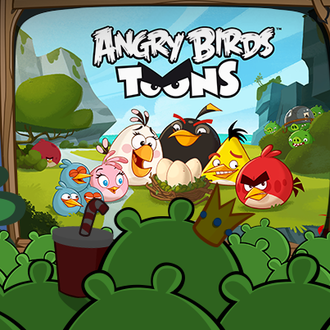 angrybirds toons video web serie