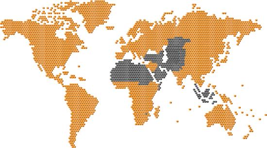 disponibilté mondiale de l'amazone app store app shop 2013