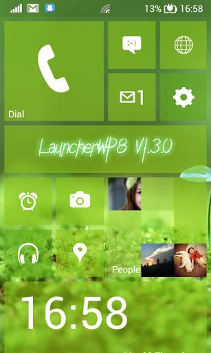 L Application Du Jour Launcher 8 Android Mt