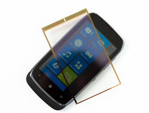 La technologie Wysips Crystal : un panneau photovoltaïque transparent à 90 %