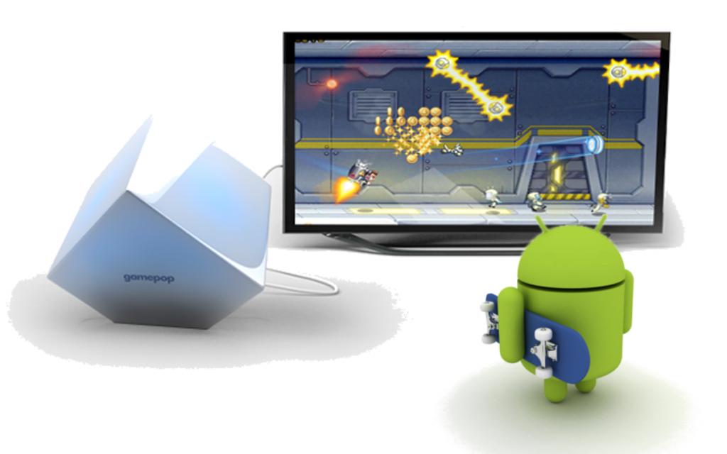 Bluestacks va sortir 2 consoles de jeux android entre flou artistique et gratuit - Console de salon android ...