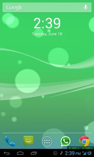 L'application Du Jour : IOS 7 Live Wallpaper 3D