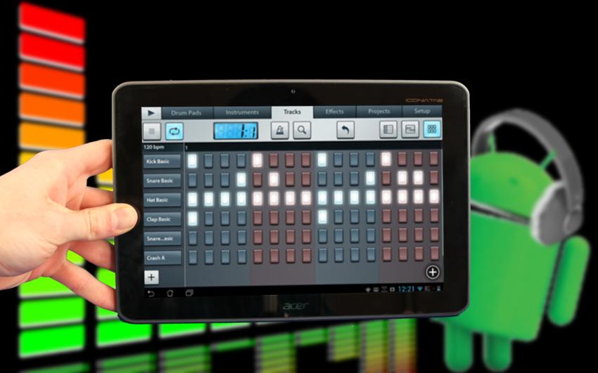 tutoriel fl studio mobile pour composer sa musique sur android. Black Bedroom Furniture Sets. Home Design Ideas