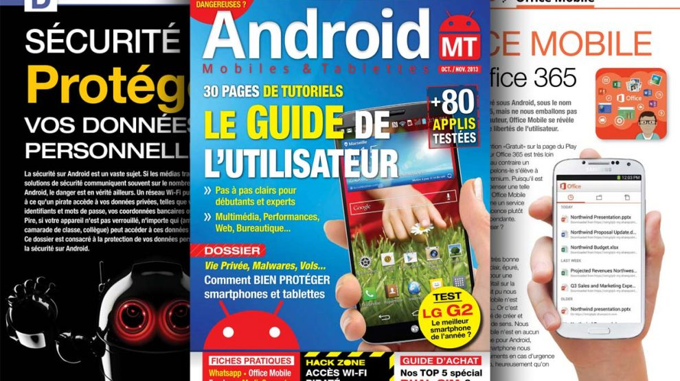 Android MT numéro 13