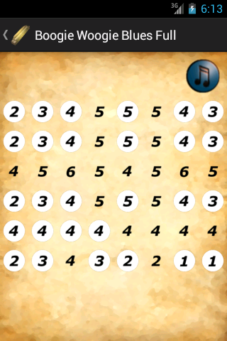 L'application du jour : Harmonica Easy Tab Android MT