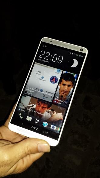 Le HTC One Max présenté à La Factory
