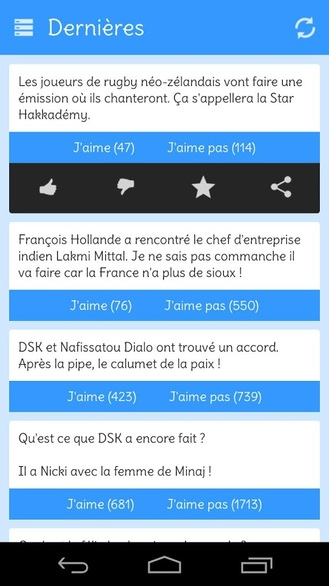 Meilleures applications rencontres android