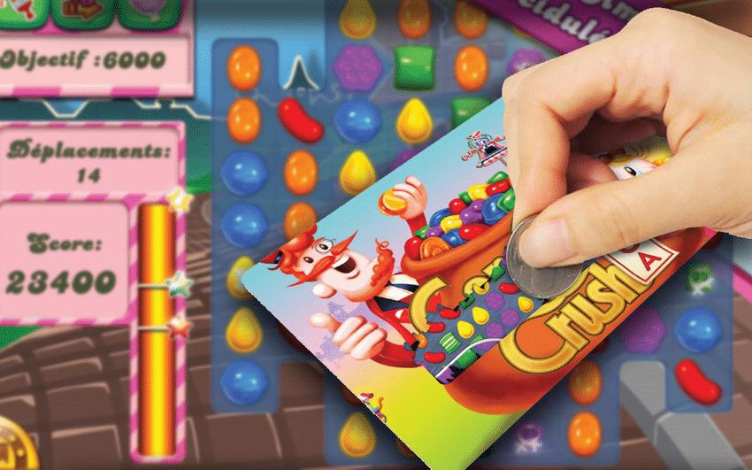 jeux de grattage Android