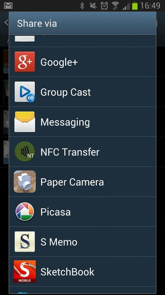 how to create nfc application in android