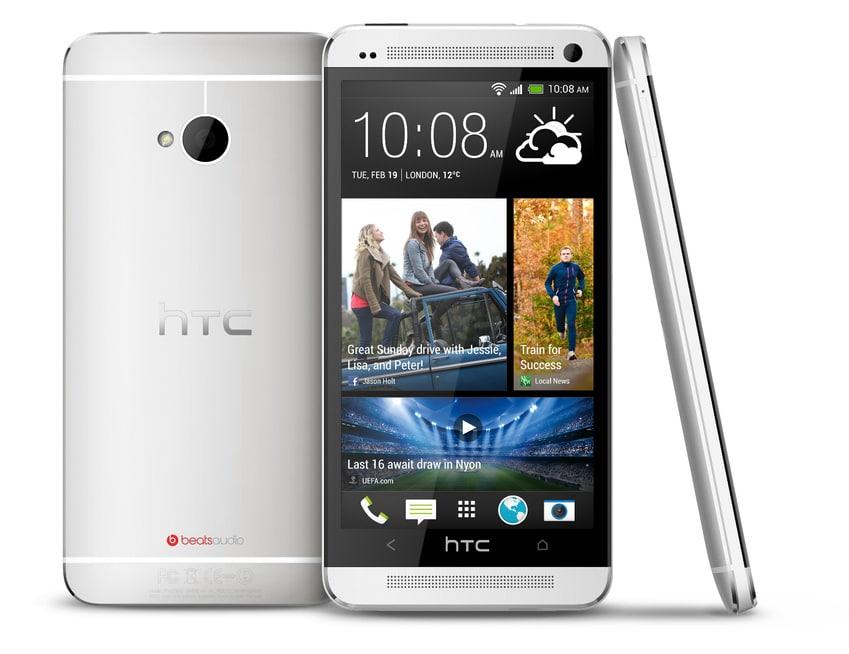 Le HTC One : un smartphone haut de gamme et des hauts-parleurs en façade