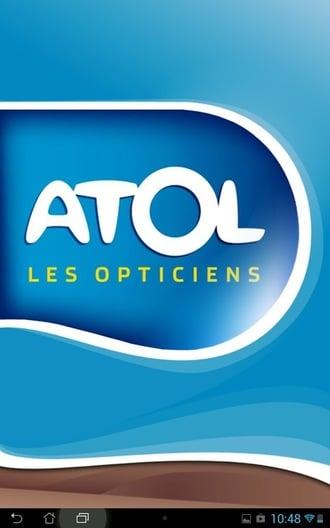 930e5f380f Se procurer de nouvelles lunettes peut vite être fastidieux. Pour faciliter  l'essayage, la chaîne d'optiques Atol a lancé une application utilisant le  ...