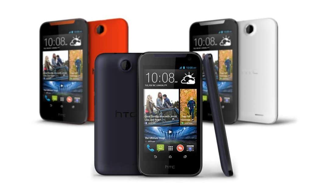 Прошивки для телефонов HTC Desire 310