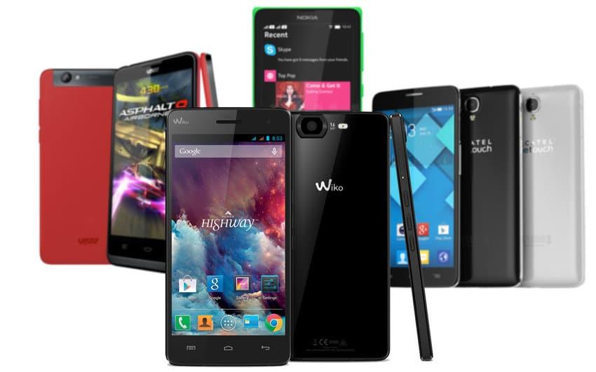 le meilleur smartphone 2014