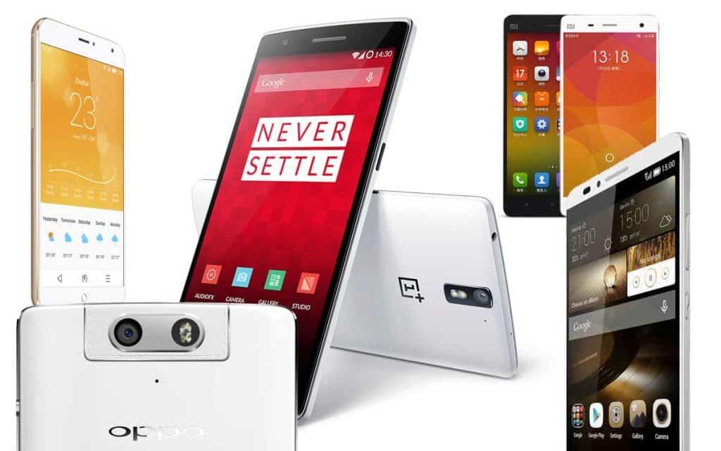 smartphones-chinois
