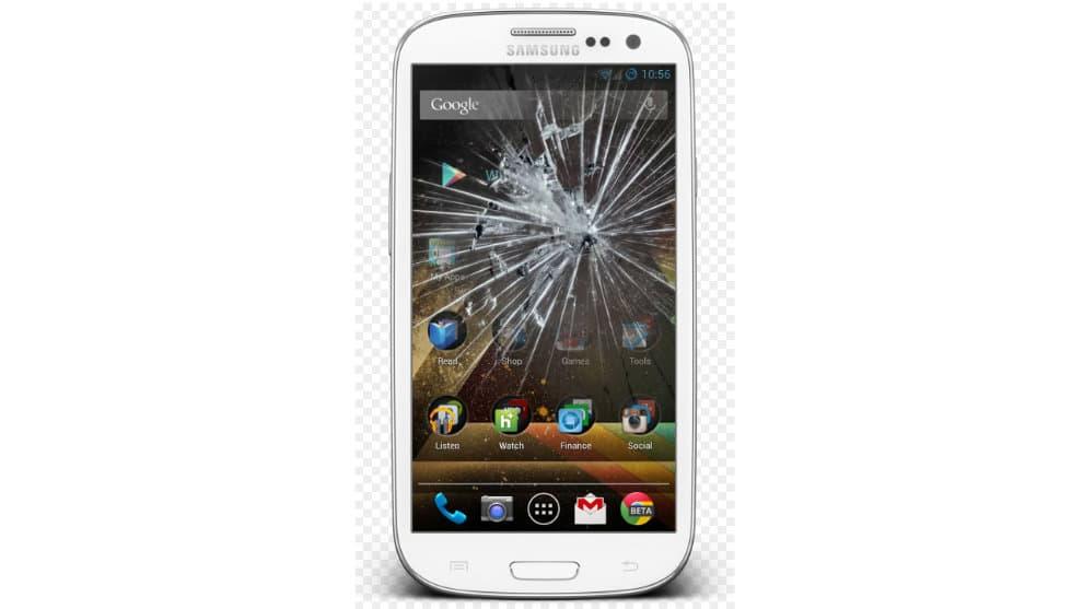 ecran cassé android