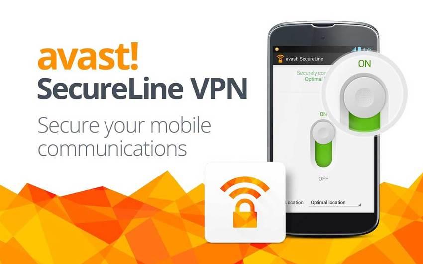 great look for whole family pretty nice Avast! SecureLine VPN: Verrouillez votre mobile à double tour