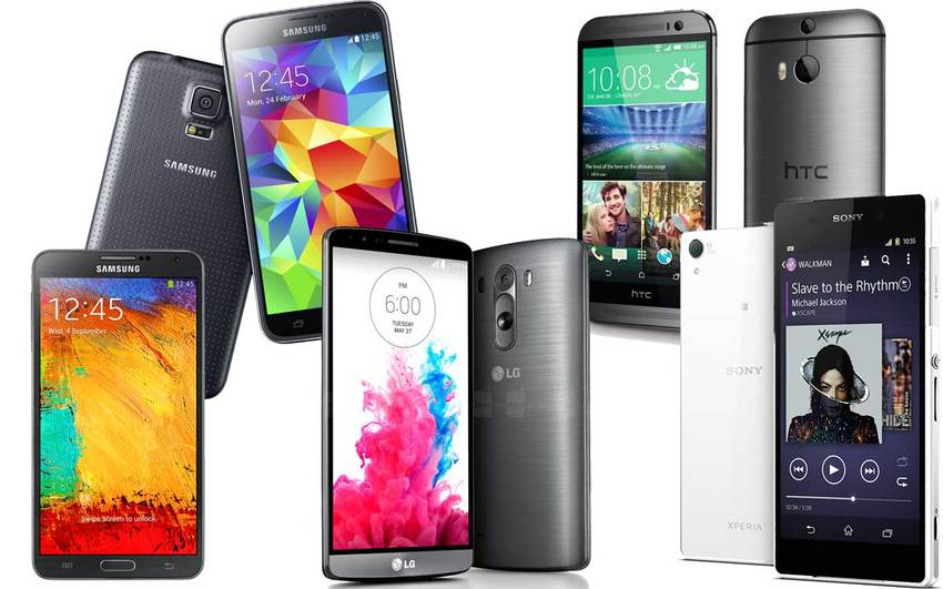 Top 5 des meilleurs crans de smartphoneandroid mt for Meilleur ecran