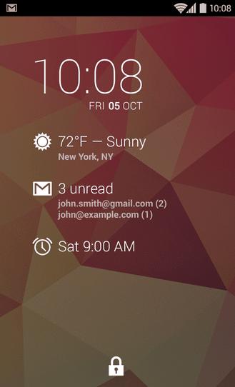 les 10 meilleures applications gratuites pour verrouiller son smartphone android. Black Bedroom Furniture Sets. Home Design Ideas