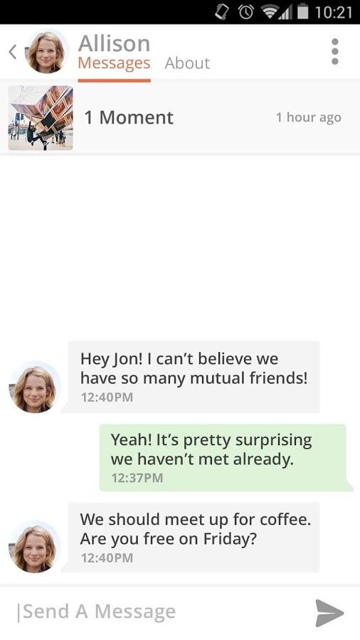 rencontres amoureuses via facebook