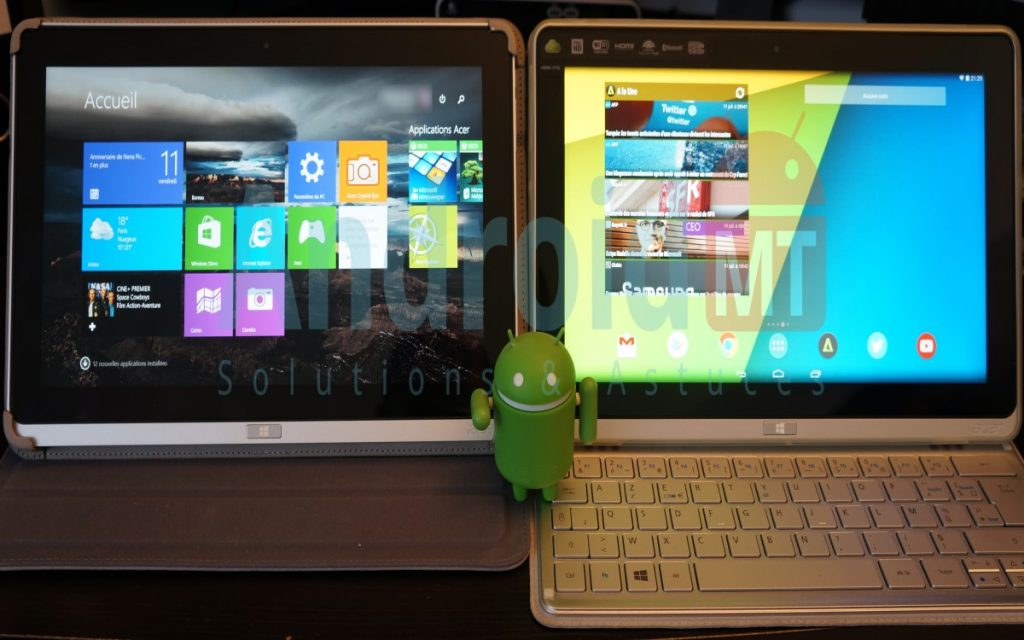 dual boot Android
