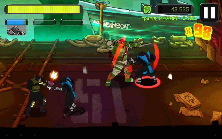 Ninja Turtle : Combo Crew 2