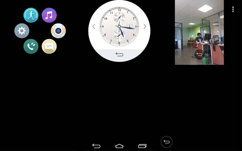 Quick Window LG G3