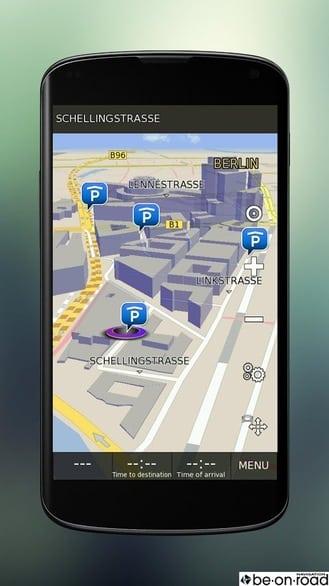 application gps navigation be on road une nouvelle approche de la navigation gps gratuit. Black Bedroom Furniture Sets. Home Design Ideas