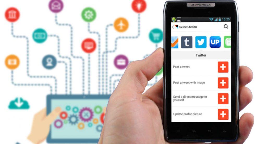 IFTTT devient IF et lance l'application « Do Button »