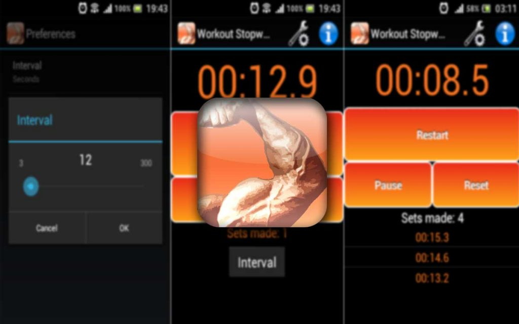 montageune-workoutchronomètre