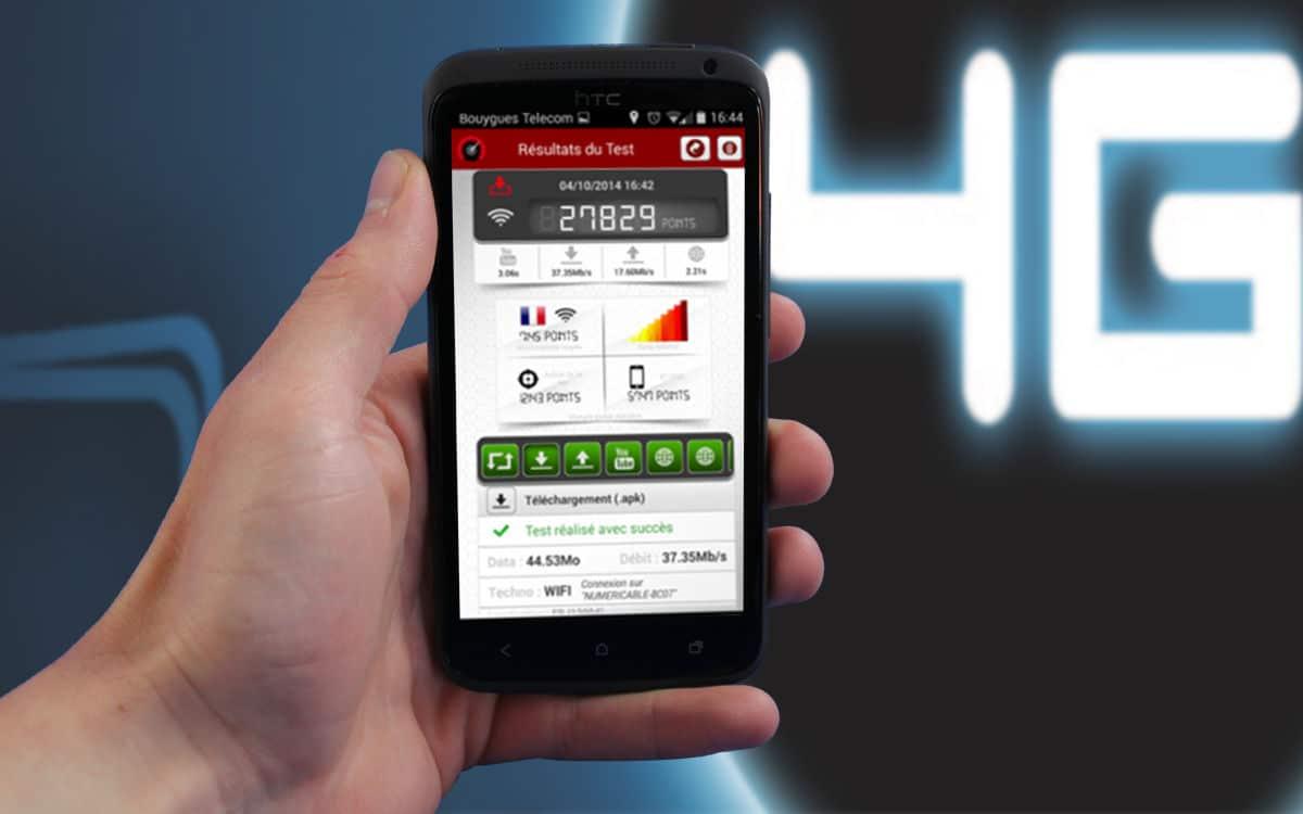 4gmark comment tester la vitesse de son r seau mobile android mt - Comment tester son magnetisme ...