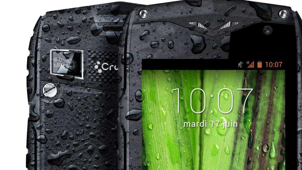crosscall lance l 39 odyssey un smartphone tout terrain moins de 250 euros. Black Bedroom Furniture Sets. Home Design Ideas