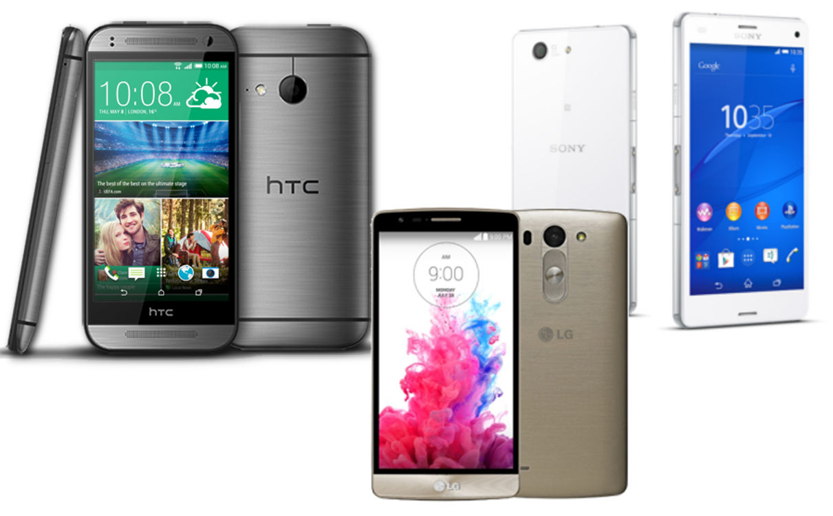 meilleur smartphone compact lequel choisir android mt. Black Bedroom Furniture Sets. Home Design Ideas